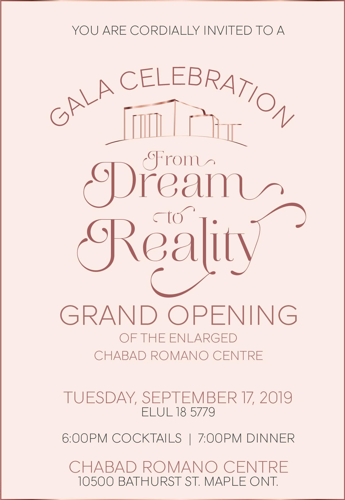 Gala Dinner 2019!